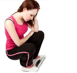 A perda de peso pode ser devido a